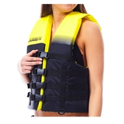 Gilet Jobe Mixte Dual Yellow men