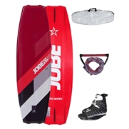 Pack Wakeboard Jobe Logo Serie 138 + chausses Maze 8/11