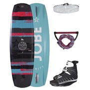 Pack Wakeboard Jobe Vanity 131 + Chausses Unit
