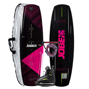 Pack Wakeboard Jobe Vanity 136 + Chausses Unit 7/11