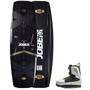 Pack Wakeboard Jobe Conflict + Nitro grises
