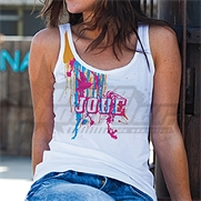 T-shirt Jobe Ladies Drops