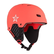 Casque de Wakeboard Jobe Base Wake Coral Red