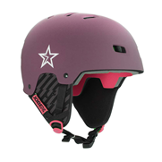 Casque de Wakeboard Jobe Base Wake Bordeaux Rouge