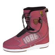 Boots Wakeboard EVO Sneakers Morph Red Femme (2017)
