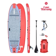 Pack Stand-Up Paddle (SUP) Gonflable Jobe Lena 10.6 Yoga