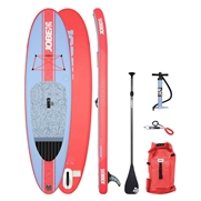 Pack Stand-Up Paddle (SUP) Gonflable Jobe Yarra 10.6 Femme