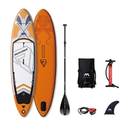 Pack Stand-Up Paddle gonflable Aqua Marina Magma 10'10