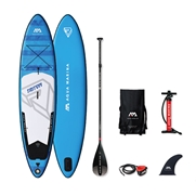Pack Stand-Up Paddle gonflable Aqua Marina Triton 11'2