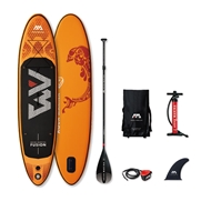 Pack Stand-Up Paddle gonflable Aqua Marina Fusion 10'4