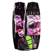 Pack Wakeboard Liquid Force Angel + Chausses Plush