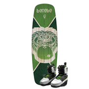 Pack Wakeboard Goodboards Bonobo + Chausses Jobe Nitro Cool Gray
