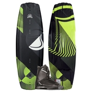 Pack Wakeboard Liquid Force Classic + Chausses Transit (2017)