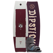 Pack Wakeboard Hyperlite Dipstick + Chausses Formula