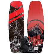 Pack Wakeboard Liquid Force FLX + Chausses Transit (2017)