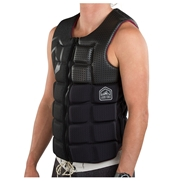 Gilet d'impact Liquid Force Flex Comp Black