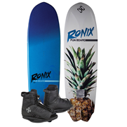 Pack Wakeboard Ronix Fun Board 2018 + Chausses Divide