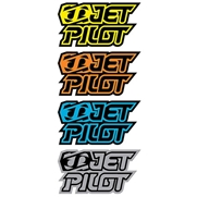 Stickers Jetpilot Stacked 20cm