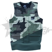 Gilet d'impact JetPilot Recon Pullover Military (2017)