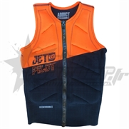 Gilet d'impact JetPilot CK Elite Reversible Black/Orange (2017)