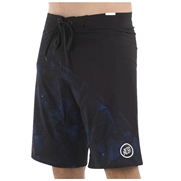 Boardshort Nitro Black/Blue