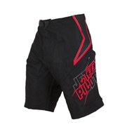 Boardshort Jetpilot Samurai Black/Red