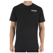 T-shirt Jetpilot Established Black