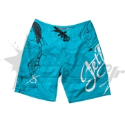 Boardshort JetPilot Chickita Blue
