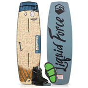 Pack Wakeboard Liquid Force Butterstick Pro + Transit