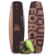 Pack Wakeboard Liquid Force Timba + Vantage