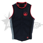 Gilet d'impact Liquid Force Cardigan Comp 2015 Black