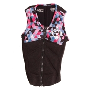 Gilet d'impact Liquid Force Z-Cardigan Women