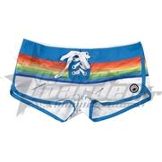 Boardshort Liquid Force Ladies Waikiki Blue