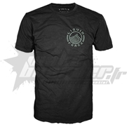 T-Shirt Liquid Force Rider Tested Black