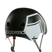 Casque Liquid Force Hero Black/White