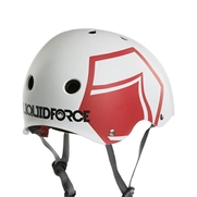 Casque Liquid Force Hero White/Red