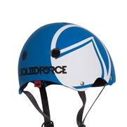 Casque Liquid Force Hero Blue/White