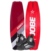 Pack Wakeboard Jobe Logo Serie + chausses Maze