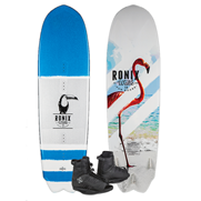 Pack Wakeboard Ronix Fun Board 2019 + Chausses Divide