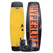 Pack Wakeboard Hyperlite Ripsaw + Formula