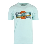 Tee-Shirt manches courtes Liquid Force Shift Riders Topaz