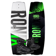 Pack Wakeboard Ronix Vault + Chausses Divide