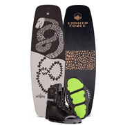 Pack Wakeboard Liquid Force Butterstick + Chausses Transit