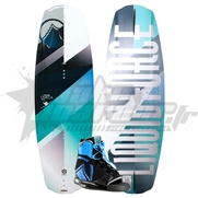 Pack Wakeboard Liquid Force Omega Grind + Chausses Index (2017)
