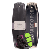 Pack Wakeboard Liquid Force Vamp + Chausses Plush