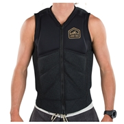 Gilet d'impact Liquid Force Z-Cardigan Black